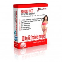 3 HCG DIET COMPLETE KITS (3 MONTHS SUPPLY)