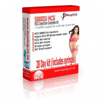HCG DIET COMPLETE KIT (1 MONTH SUPPLY)