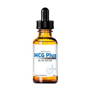 HCG Drops (40 Days Supply) HORMONE-FREE